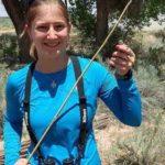 Brittany Mason, Biology Intern | NPS Photo