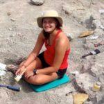 Candice Stefanic, Paleontology Intern | NPS Photo