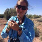 Jennifer Nelson, Biology Intern | NPS Photo